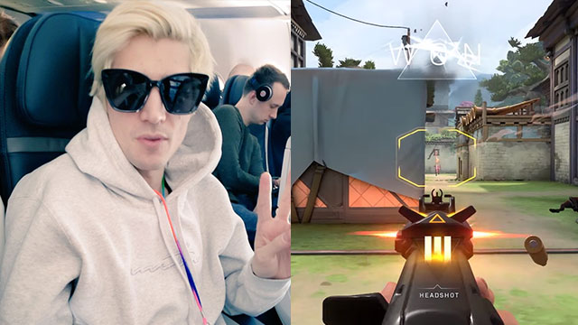 xQc takes shots at Overwatch after Riot's Project A announcement