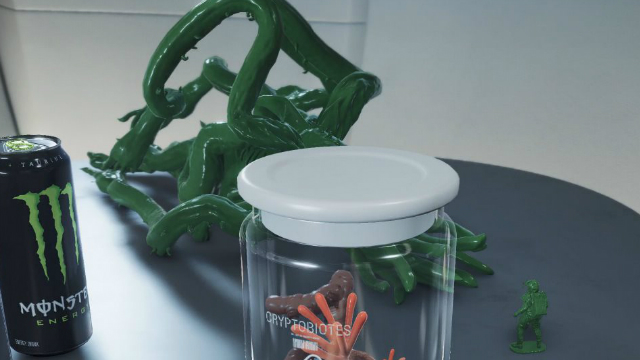 Death Stranding Collectible Figures