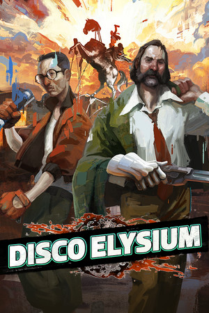 Box art - Disco Elysium