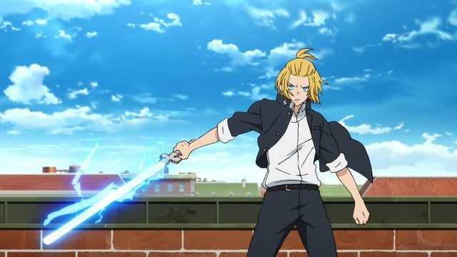Fire Force Episode 17 Release Date