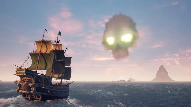 Games as a service Sea of Thieves Xbox