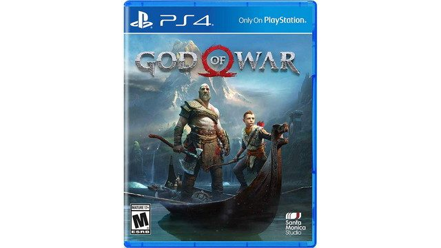God of War Box Art
