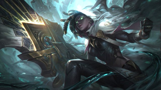 League of Legends 9.22 Update Patch Notes Senna new champion