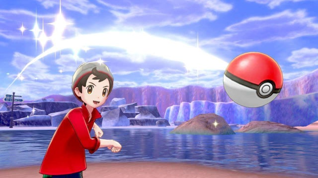how to dance in Pokemon Sword and Shield