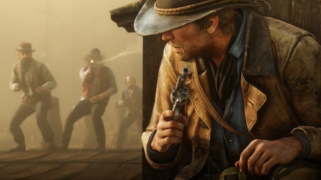 Red Dead Redemption 2 1.14 update
