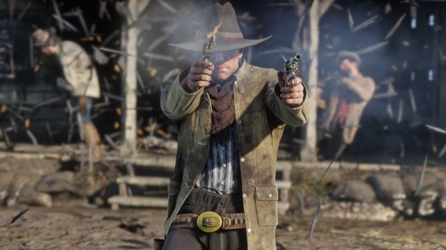Red Dead Redemption 2 PC _ FPS-altering graphical settings