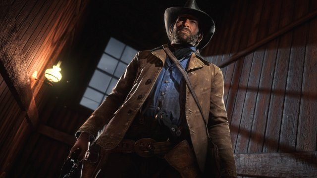 Red Dead Redemption 2 ray tracing RDR2
