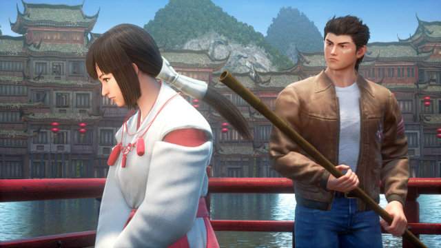 Shenmue 3 multiplayer co-op split-screen