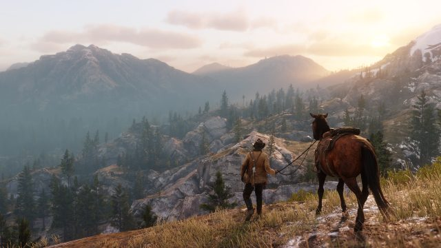 Choose between Vulkan or DirectX 12 for RDR2 on PC
