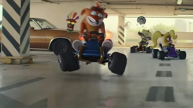 new crash bandicoot game