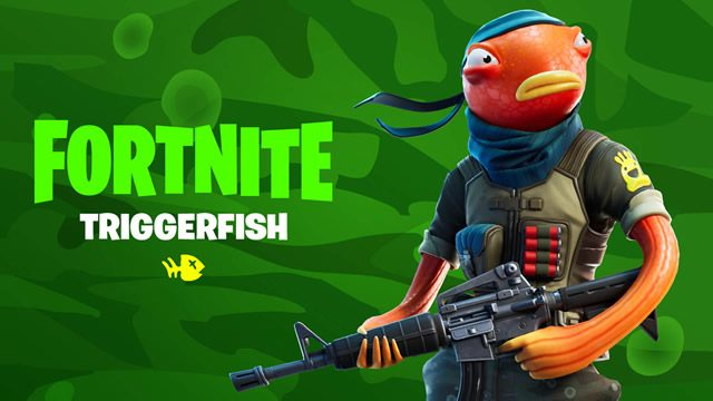 fortnite fishing frenzy tournament dates times Triggerfish
