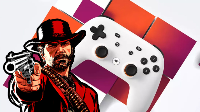 google stadia launch games rdr 2