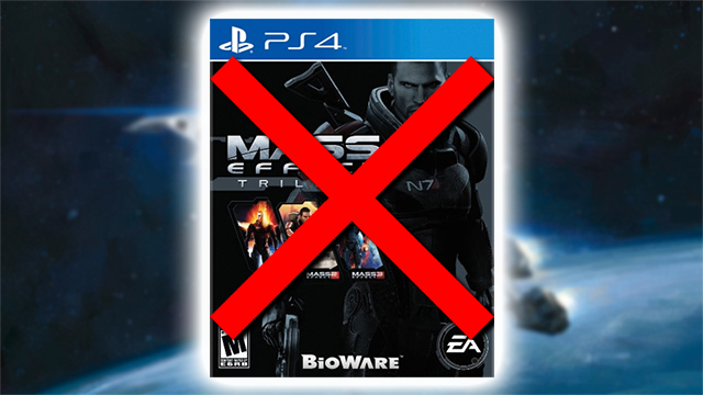Mass Effect remaster is still MIA on yet another uneventful N7 Day