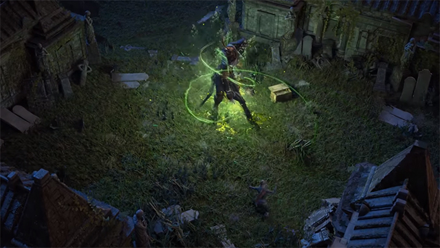 Path of Exile 2 is a new sequel campaign that lives alongside the original