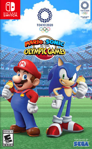 Box art - Mario and Sonic at the Olympic Games Tokyo 2020 Review | A fun throwback that lacks depth