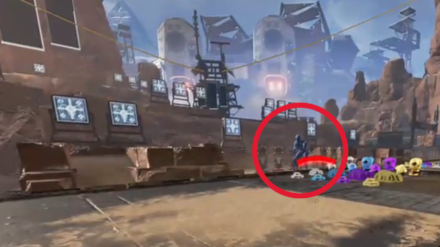 Apex Legends Easter Egg Firing Range bot
