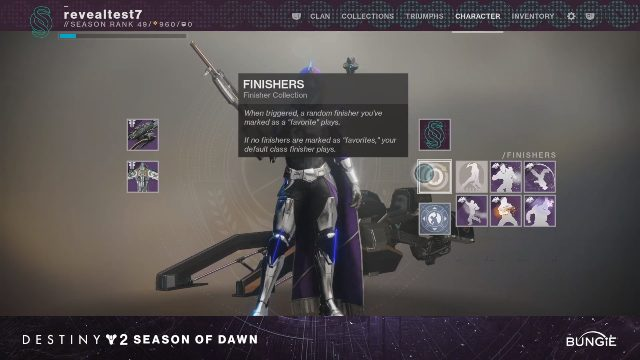 Destiny 2_ Season of Dawn _ Randomized finishers (1)