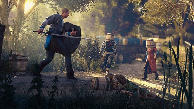 Dying Light x Chivalry crossover is as bizarre as it is unexpected