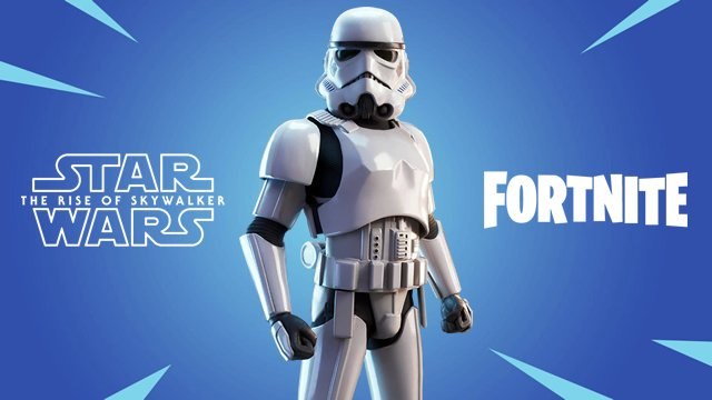 Fortnite x Star Wars: Rise of Skywalker