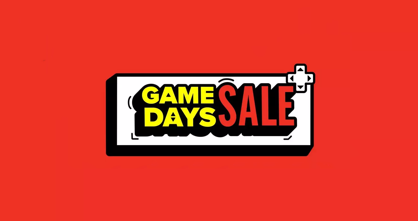 Game Days Sale