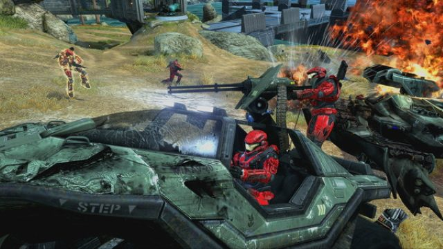 Halo: Reach launches on PC and Xbox