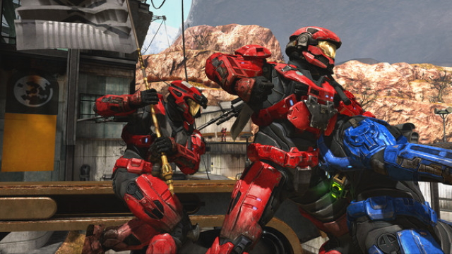 Halo: Reach immediately becomes one of the most-played games on Steam