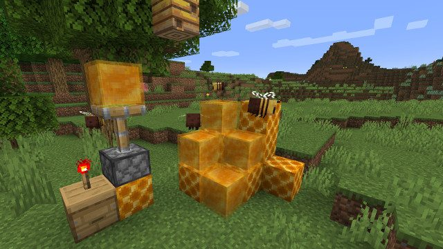 Minecraft 1.15 Update Patch Notes