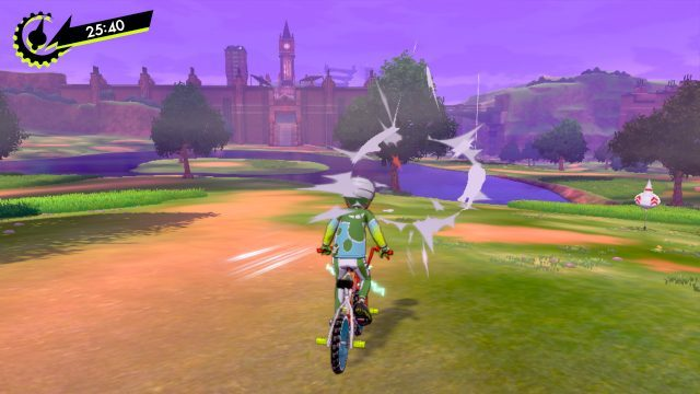 Pokemon Sword and Shield Volt Switch