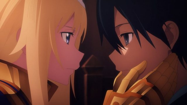 Sword Art Online Alicization War of Underworld Episode 10