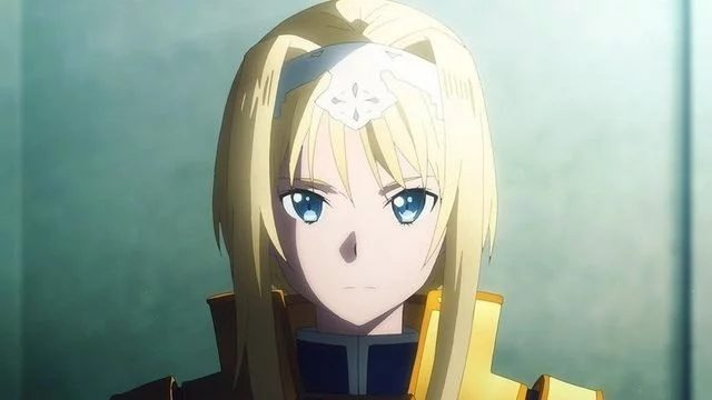 Sword Art Online Alicization War of Underworld episode 11