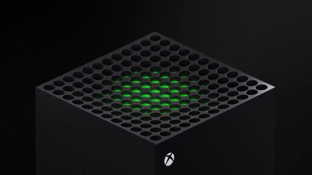 Xbox Series X cost green