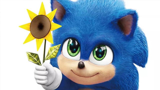 baby sonic the hedgehog movie trailer