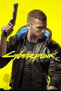Box art - Cyberpunk 2077