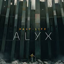Box art - Half-Life: Alyx