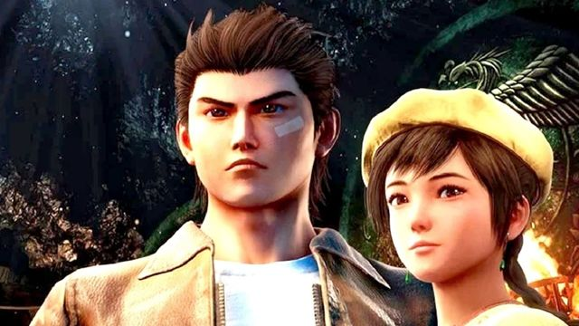 shenmue anniversary