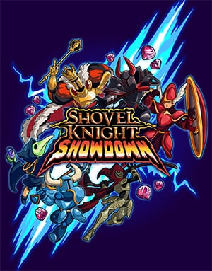Box art - Shovel Knight Showdown