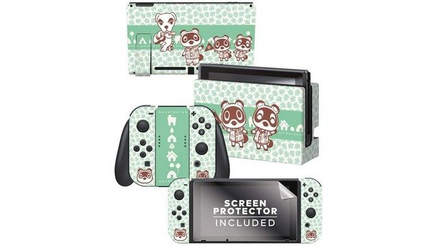 Animal Crossing Switch Skins
