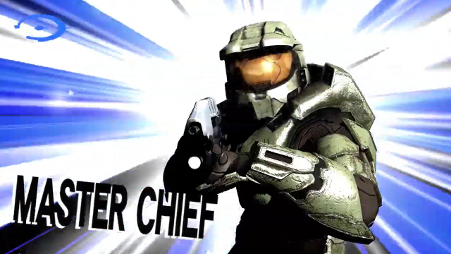 Animator imagines what Master Chief Super Smash Bros. victory animation could look like