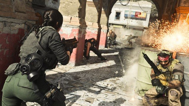 what is aim response curve in modern warfare