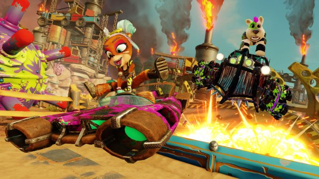 Crash Team Racing Nitro-Fueled Rustland Grand Prix _ When does the event start and end_