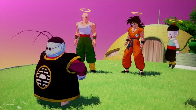 Dragon Ball Z Kakarot Review King Kai Crew