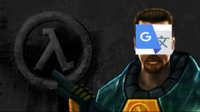 Half-Life Google Translate Edition Mod