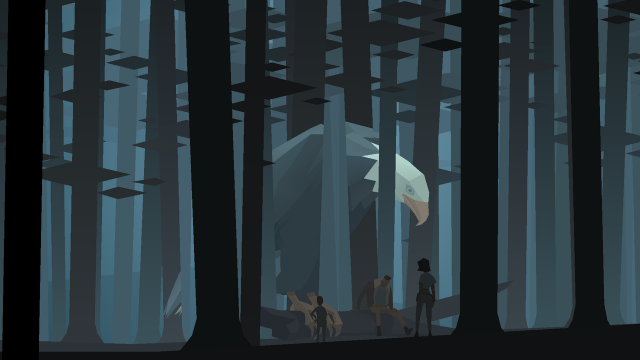 Kentucky Route Zero Review Forest