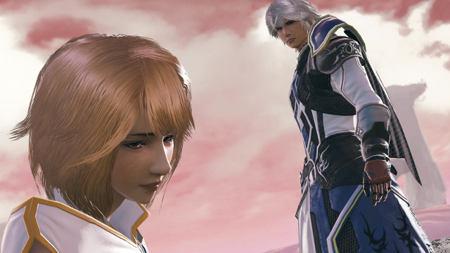 Mobius Final Fantasy sad