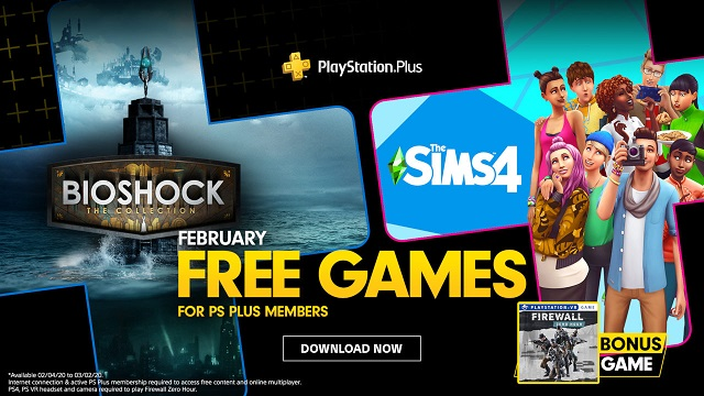 PlayStation Plus February Games