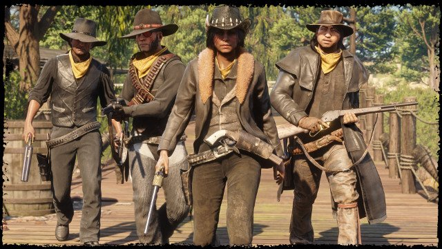 Red Dead Redemption 2 January 21 Update Patch Notes cover