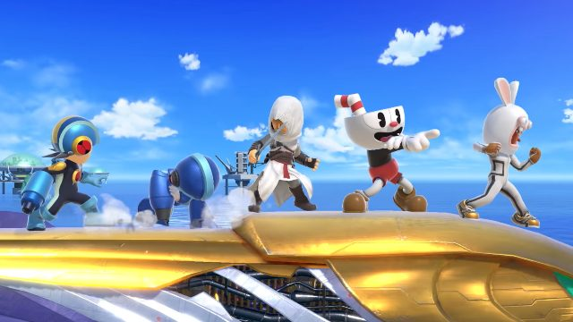 Smash Bros. Mii Fighter Costumes _ Release date & character details