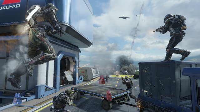 Will there be jetpacks in Call of Duty 2020