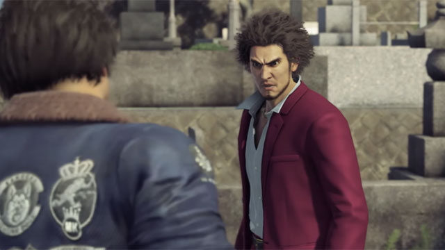 Yakuza: Like a Dragon release date