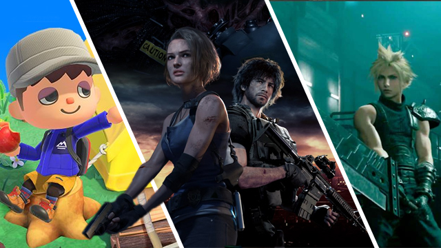 Top 20 most anticipated games of 2020
